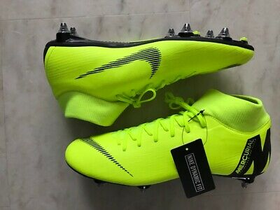 Brand New Mens Nike Superfly 6 Academy Sg Football Boots Uk 9 100% Auth
