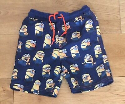 Boy's Next 'Despicable Me' Swimming Shorts, Age 6 Yrs