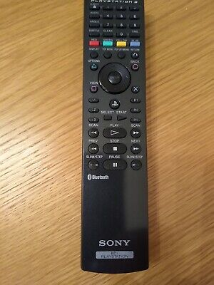 Official Sony PlayStation 3 Remote Control DVD/Blu-Ray - BD/PlayStation CECHZR1E