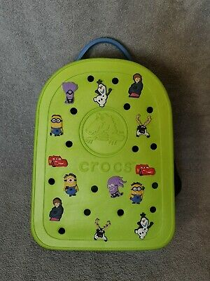 Crocs Kids Back Pack With Charms