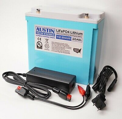 or AGM Batteries LiFePO4 12 Volt for Lithium Iron Phosphate DC12 MINI GO-BOX