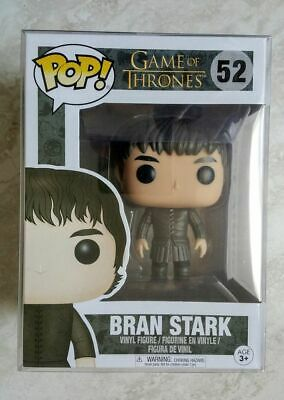 BRAN STARK 52 Game Of Thrones Funko POP With PROTECTOR