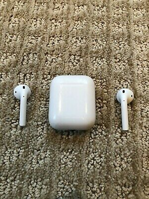 Apple AirPods (1st Generation) with Charging Case - Used