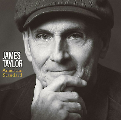 **James Taylor - American Standard ** Physical Cd 2020 Brand New