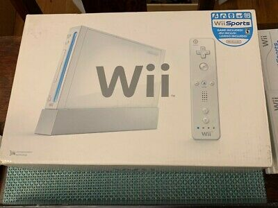 Nintendo Wii - RVL-001 Complete System White - Mario Galaxy + Much More