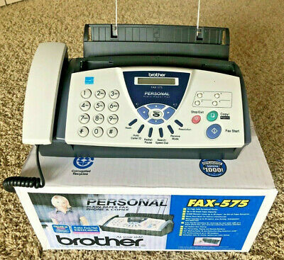 New in Box - Brother Fax Phone Copier Fax-575