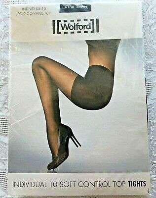 WOLFORD Satin Touch 20 denier tights Nude Gobi 18163 4365 Size S M Small Medium