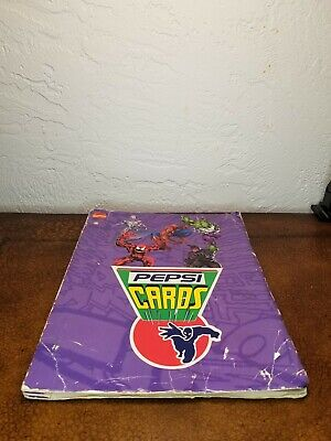 Marvel Pepsi Cards 1994 , Good Cond.