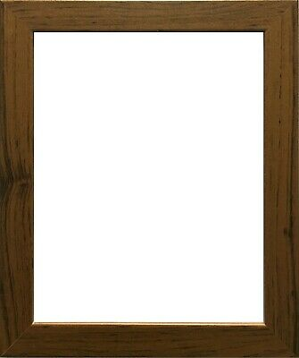 Walnut Photo Frame Picture Frame with Mount for A4 (297x210)mm Picture size