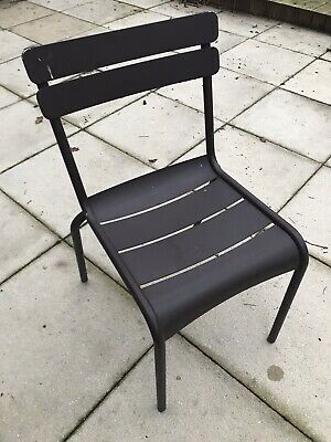 Fermob aluminium Luxembourg stacking chair, various colours RRP 199.00 per chair