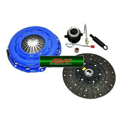 Bahnhof Stage 1 Clutch And Slave Kit Fits Jeep Cherokee Wrangler 87-89 4.0L 4.2L