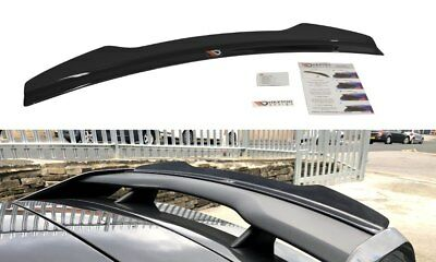 Spoiler Extension/Cap/Wing Ver.2 For Ford Focus Mk3 Rs (2015-2019)