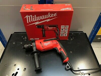 Milwaukee PD-705 Percussion Drill Combi Hammer Drill 240v Corded