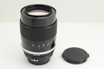 Nikon New Nikkor 135mm F2.8 Telephoto MF Lens for F Mount #191227v