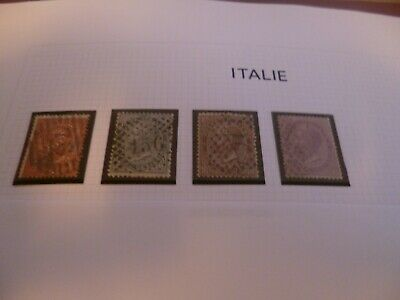 timbre  italie