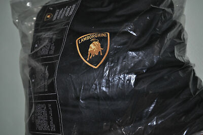 GENUINE Lamborghini Huracan Indoor Car Cover + Battery Charger - BRAND NEW -