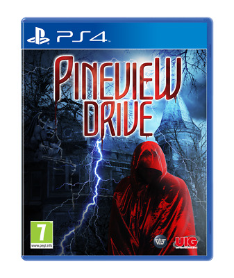 Pineview Drive PS4 - Playstation 4 RARE Survival Horror Game