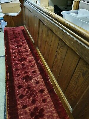 Church Pew - Decades Old Solid Great Condition.