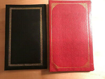 Two Photo Albums