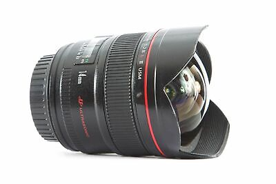 Canon EF 14mm f/2.8L II USM Ultra-Wide Angle Fixed Lens for Canon Digital SLR Ca