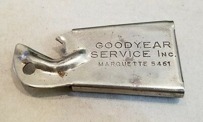 Goodyear Service INC Marquette 5461 bottle opener