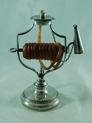 Antique Silver Plated Wax Jack FBZX