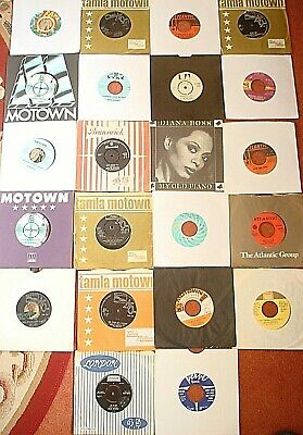 "JOB LOT*COLLECTION OF NORTHER SOUL / FUNK & MOTOWN*7"" VINYL*LOT No 89 FULL LIST"