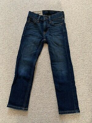 Boys Abercrombie Jeans Age 5-6years