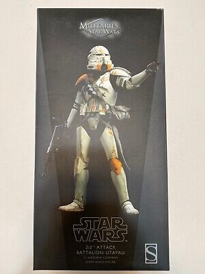 Sideshow Collectibles Militaries Of Star Wars 212th Attack Battalion: Utapau 1/6