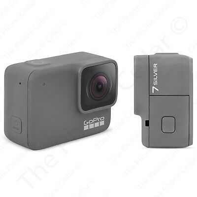 GoPro HERO 7 Silver Action Camera Touch Screen HD Video