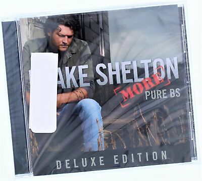 Blake Shelton More Pure BS Deluxe Edition CD