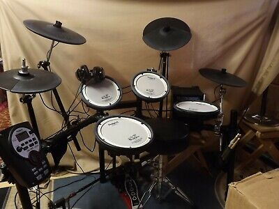 Prism Mesh Electronic Drum Quiet Heads 2Ply White Roland /& Alesis Replacement