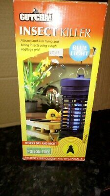 Gotcha Insect Killer Blue Light