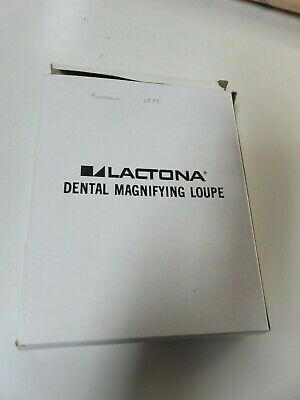 Lactona Dental Magnifying Loupe 2.5 Magnification