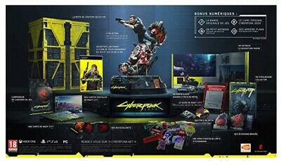 Cyberpunk 2077 Collector's Edition [PC] EU/FR Version