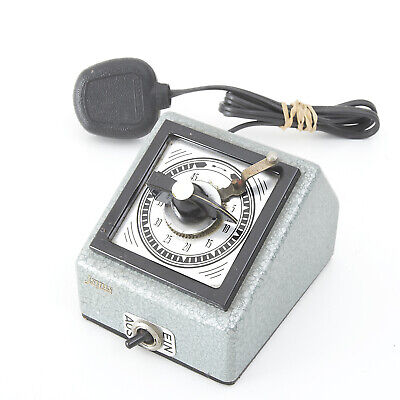 ISGUS 84 ENLARGER TIME SWITCH GERMAN Made.