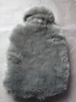 New 🌸 The White Company Faux Fur Hot Water Bottle 🌸