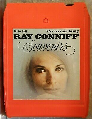 Ray Conniff - Ray Conniff's Souvenirs - 8 Track Tape - PREMIUM NOT TO BE SOLD