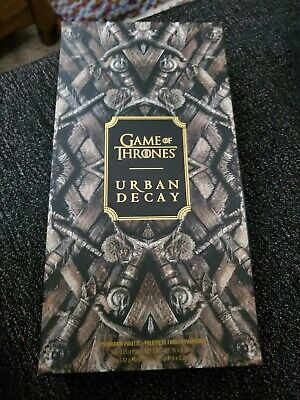 HBO Game of Thrones Urban Decay | Eye Shadow Palette Makeup | BNIB & Authentic