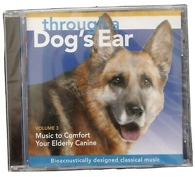 Through a Dog's Ear Volume 3 (CD 2014) Music to Comfort Your Elderly Canine