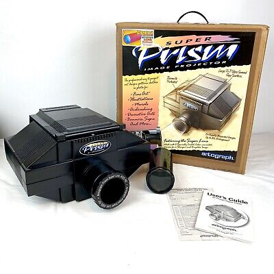 Artograph Super Prism Image Projector Featuring The Super Lens - TESTED!