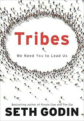 Tribes: We Need You to Lead Us by Seth Godin (Digital copy)