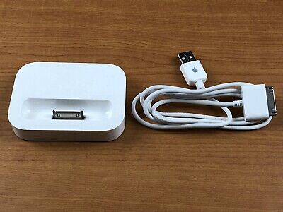 Apple iPod Dock for 4th Generation iPod - M9602G/A 2003 OEM