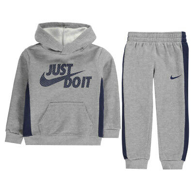 Nike Trainingsanzug Sportanzug Kinder Jungen Jogginganzug Fleece 8099
