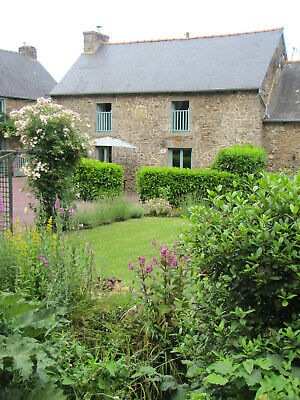 EASTER HOLIDAY GITE cottage BRITTANY FRANCE 7 people - 7 nights £735