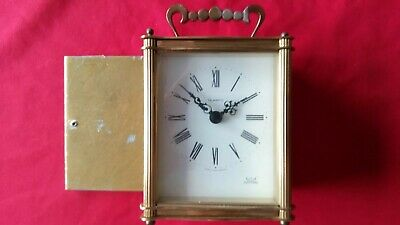 Antique or Vintage ASTRAL Mechanical Travelling Carriage Clock Works