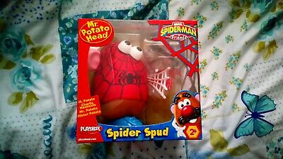 Hasbro Mr. Potato Head Disney Pixar Toy Story spider spud figure