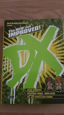 WWE DX The New and Improved DVDs Wrestling
