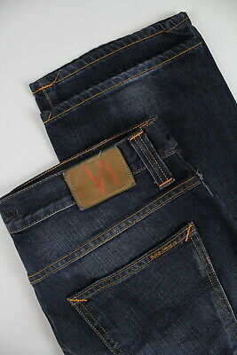 Rusty Neal Jeans New York Jeans Pantaloni black con cuciture a contrasto