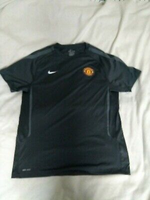 Kids Children's Nike Manchester United  Football Training Shirt Size Youth Xl